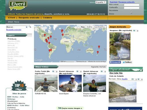 Elveril – Pesca Deportiva